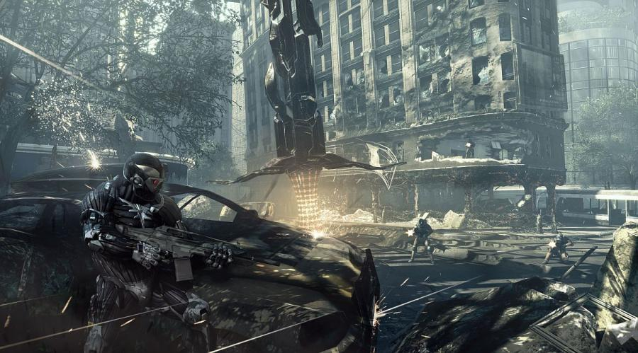 Crysis 2 Key Screenshot 2
