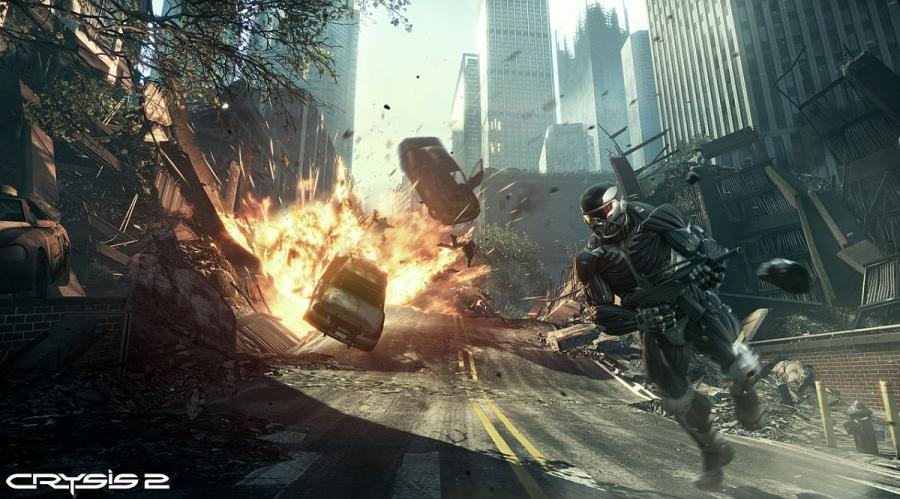 Crysis 2 Key Screenshot 1