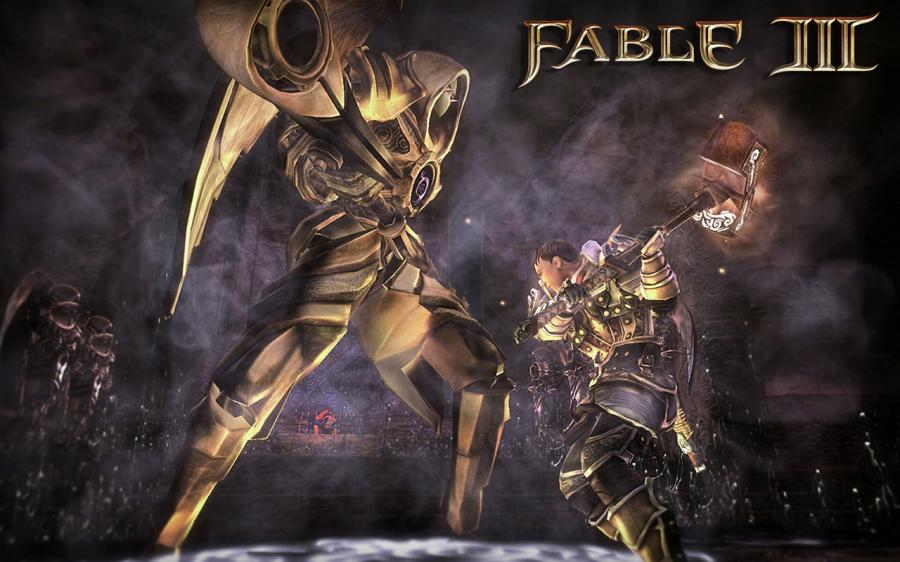 Fable 3 Key Screenshot 2