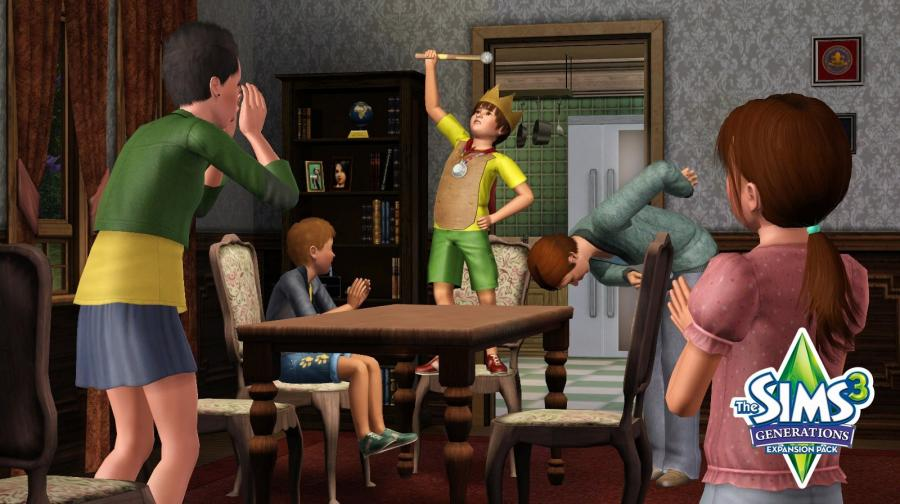 The Sims 3 - Generations (Addon) Screenshot 1