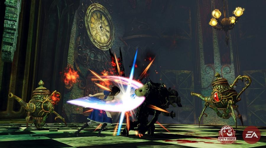 Alice: Madness Returns (Uncut) Screenshot 9
