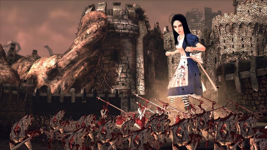 Alice: Madness Returns (Uncut) Screenshot 5