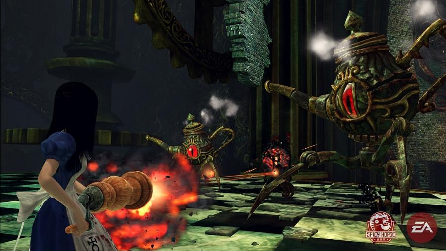 Alice: Madness Returns (Uncut) Screenshot 11