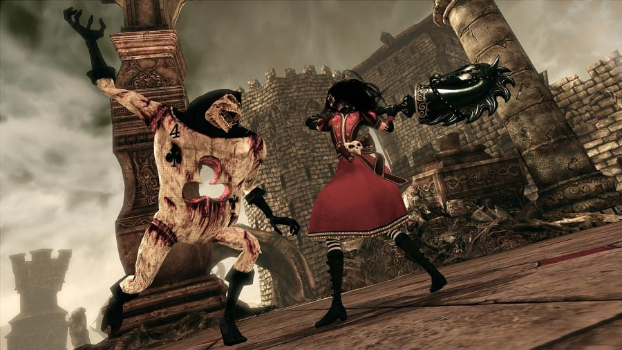 Alice: Madness Returns (Uncut) Screenshot 10
