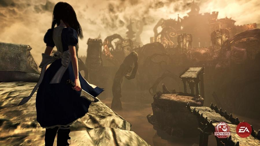 Alice: Madness Returns (Uncut) Screenshot 4
