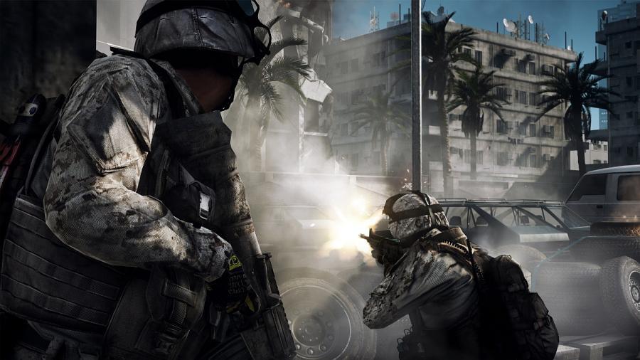 Call of Duty 8 - Modern Warfare 3 (Uncut)
