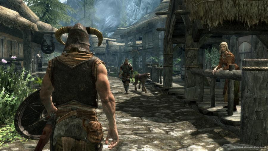 The Elder Scrolls V: Skyrim Screenshot 17