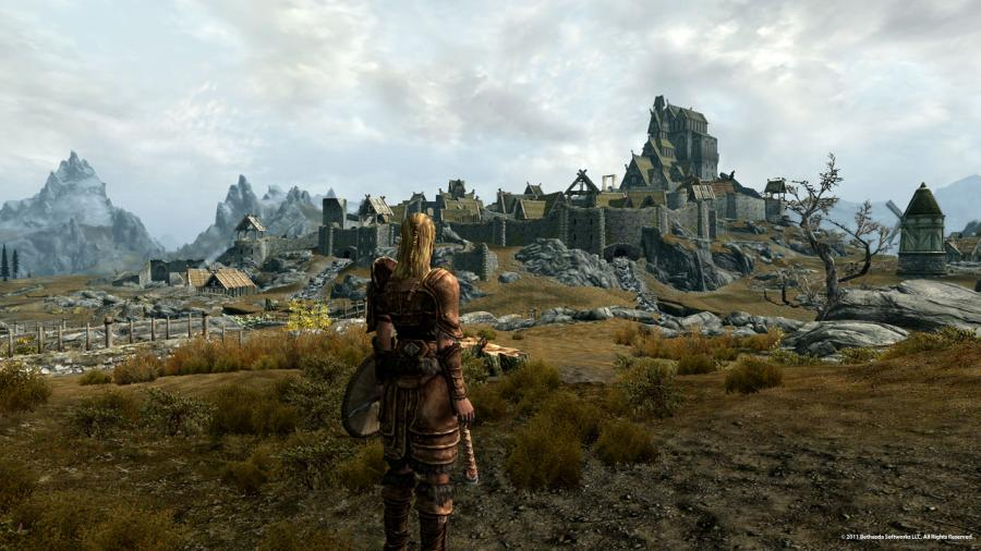 The Elder Scrolls V: Skyrim Screenshot 24