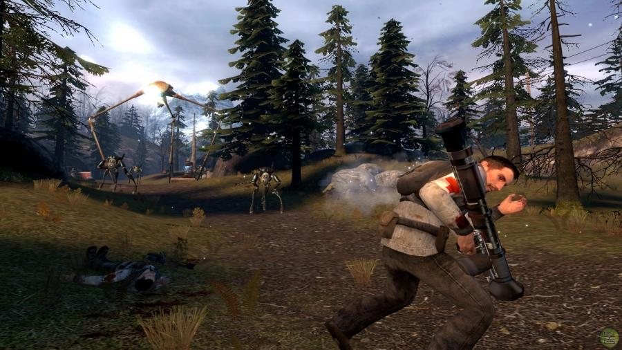 Half-Life 2: The Orange Box | Mega Uploaded Cracked