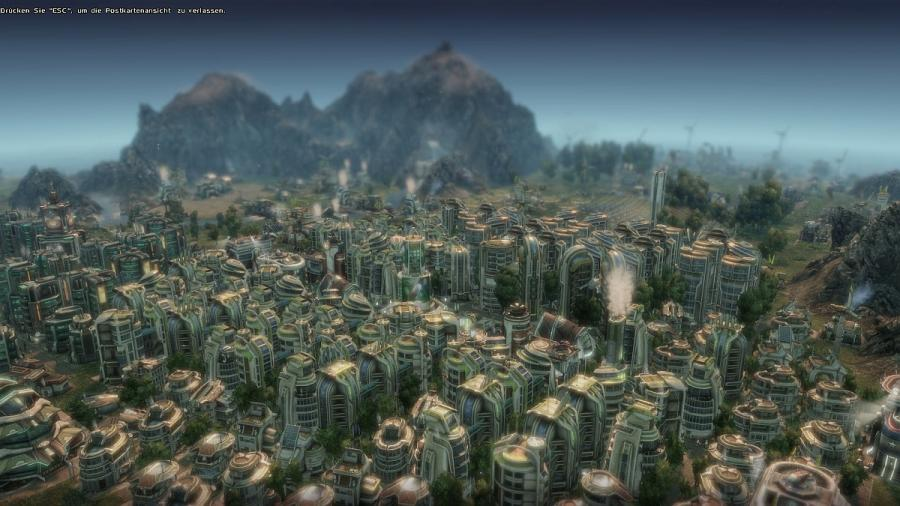 Anno 2070 Key Screenshot 6