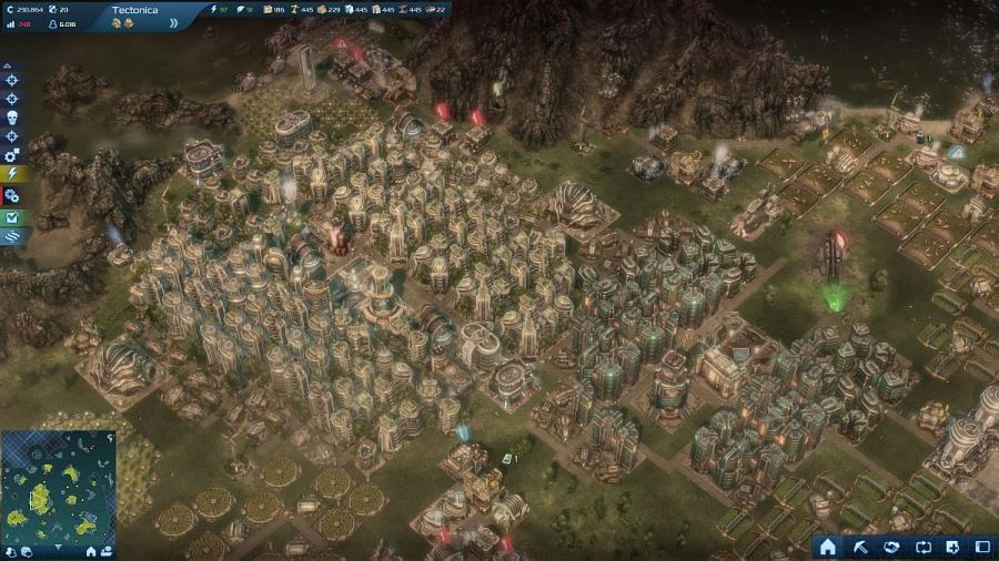 Anno 2070 Key Screenshot 1