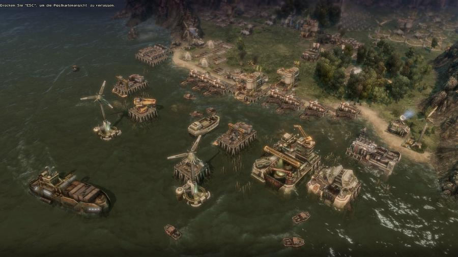 Anno 2070 Key Screenshot 7