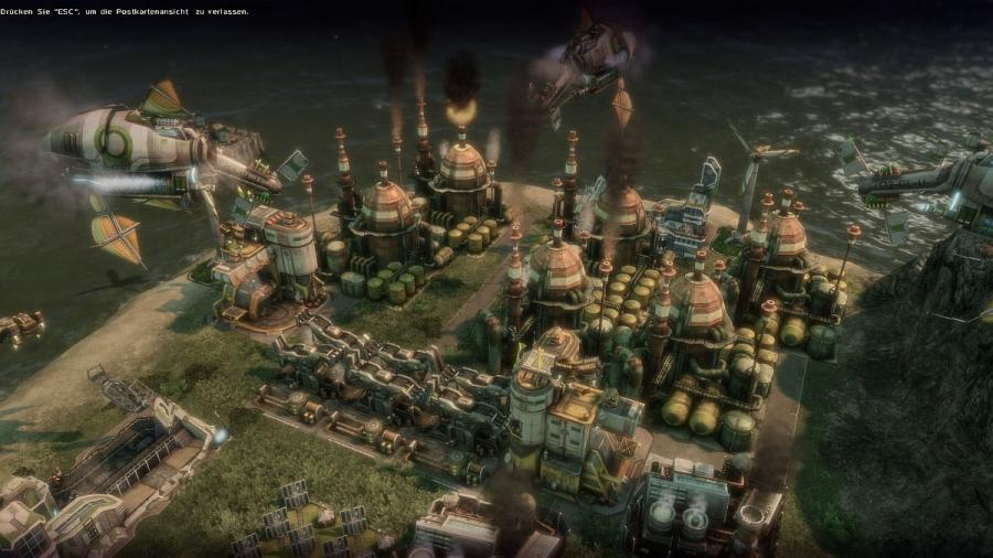 Anno 2070 Key Screenshot 9