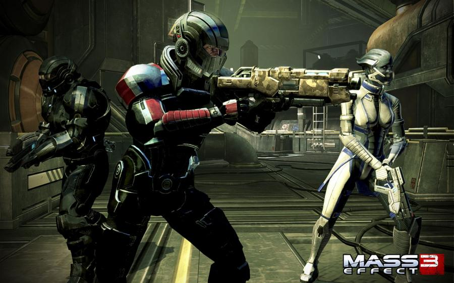 Mass Effect 3 Screenshot 10