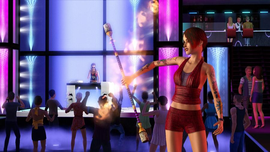 The Sims 3: Showtime (Addon) Screenshot 1