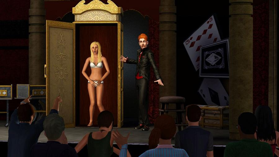 The Sims 3: Showtime (Addon) Screenshot 6