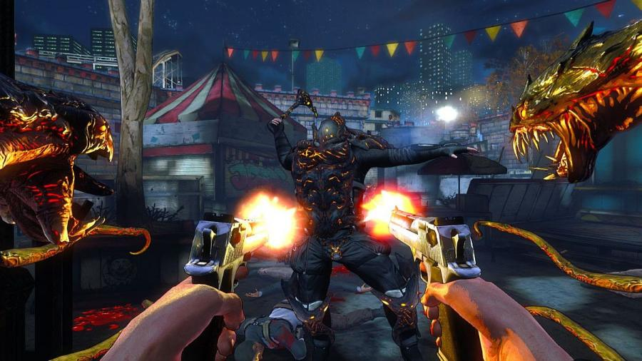 The Darkness 2 Screenshot 11