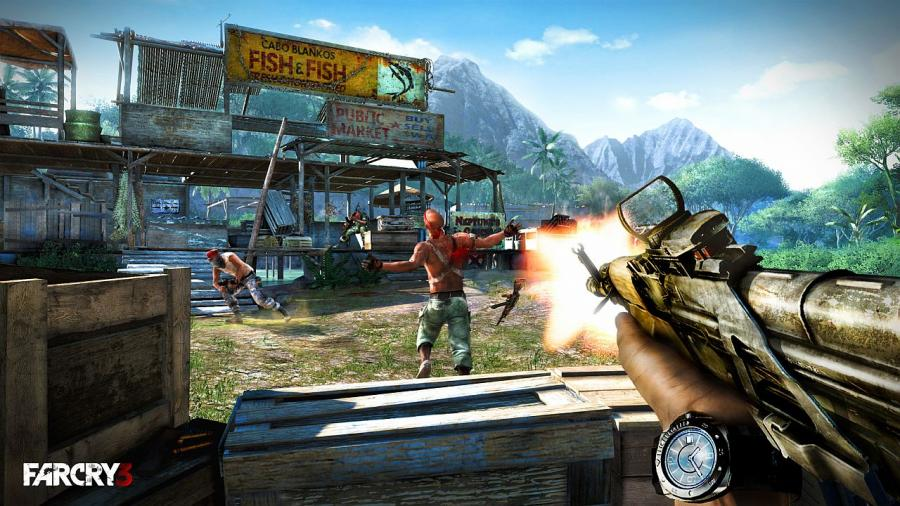Far Cry 3 Screenshot 7
