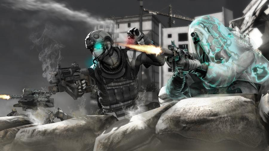 Ghost Recon - Future Soldier Screenshot 1