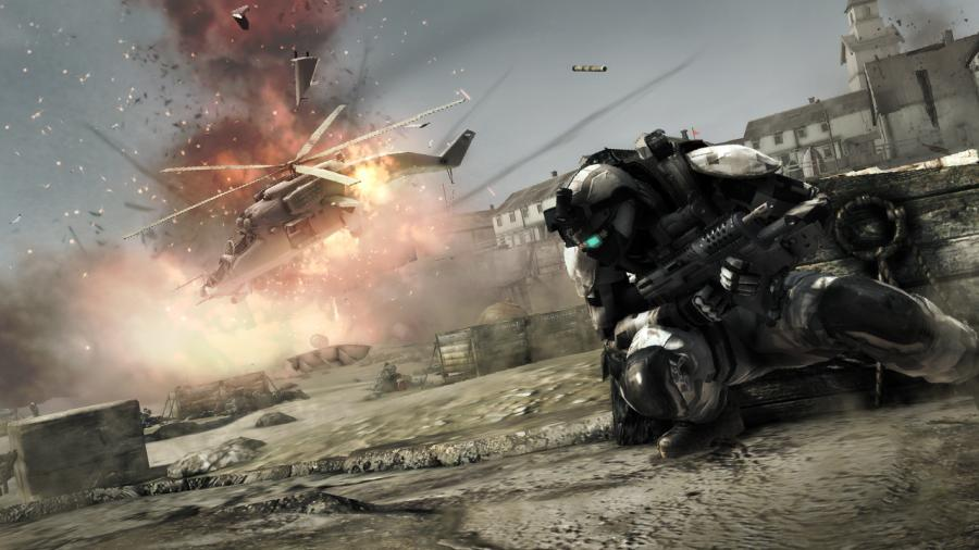 Ghost Recon - Future Soldier Screenshot 5