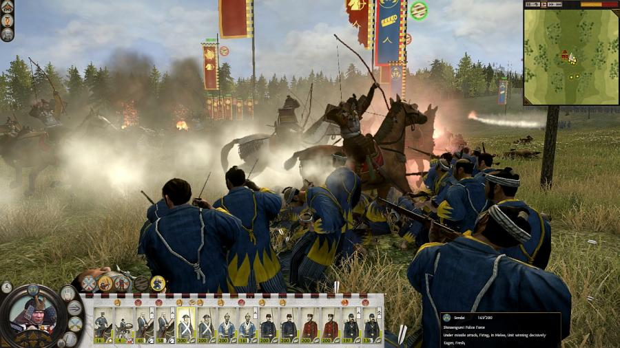 Total War: Shogun 2 - Fall of the Samurai Screenshot 9