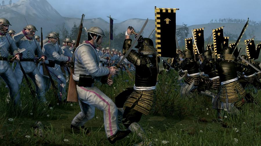 Total War: Shogun 2 - Fall of the Samurai Screenshot 2