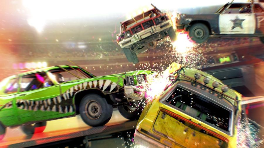 DiRT Showdown Screenshot 3
