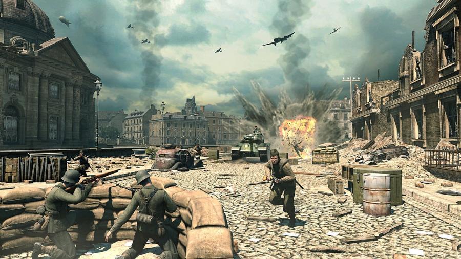 скачать игру Sniper Elite V2 через торрент на русском - фото 10