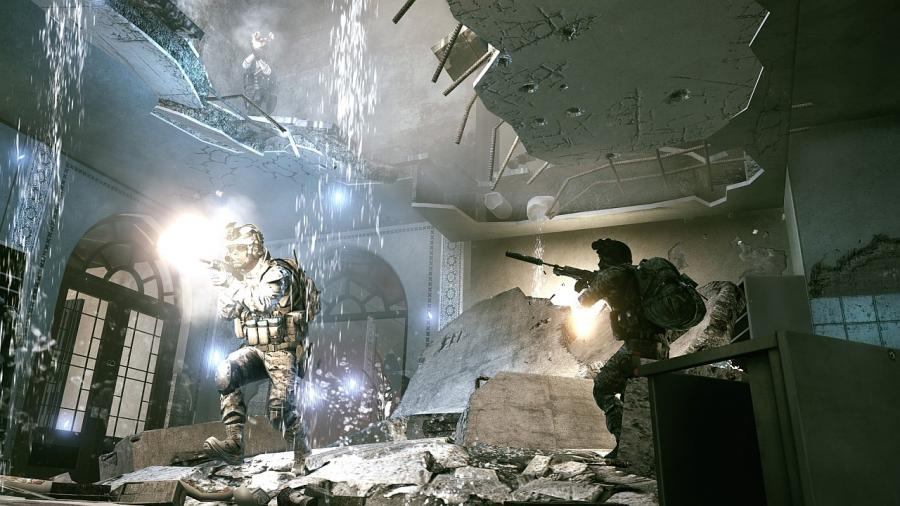 Battlefield 3 - Close Quarters Screenshot 1