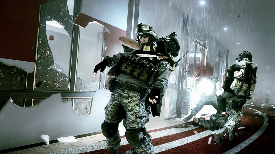 Battlefield 3 - Close Quarters Screenshot 7