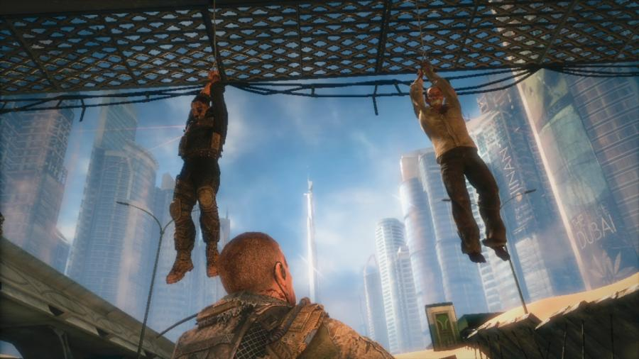 Spec Ops: The Line Screenshot 4