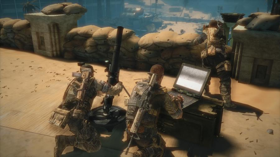 Spec Ops: The Line Screenshot 6