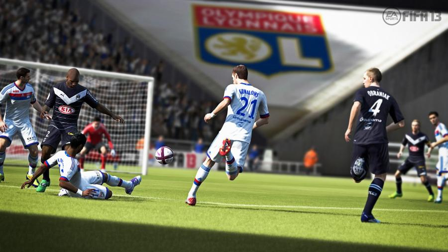 FIFA 13 Screenshot 1