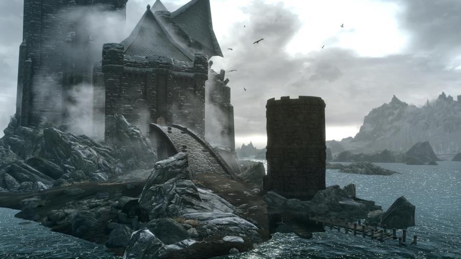 The Elder Scrolls V: Skyrim - Dawnguard (Addon) Screenshot 8