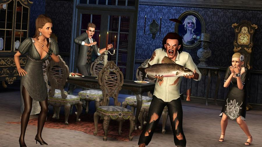 The Sims 3 - Supernatural (Addon) Screenshot 5