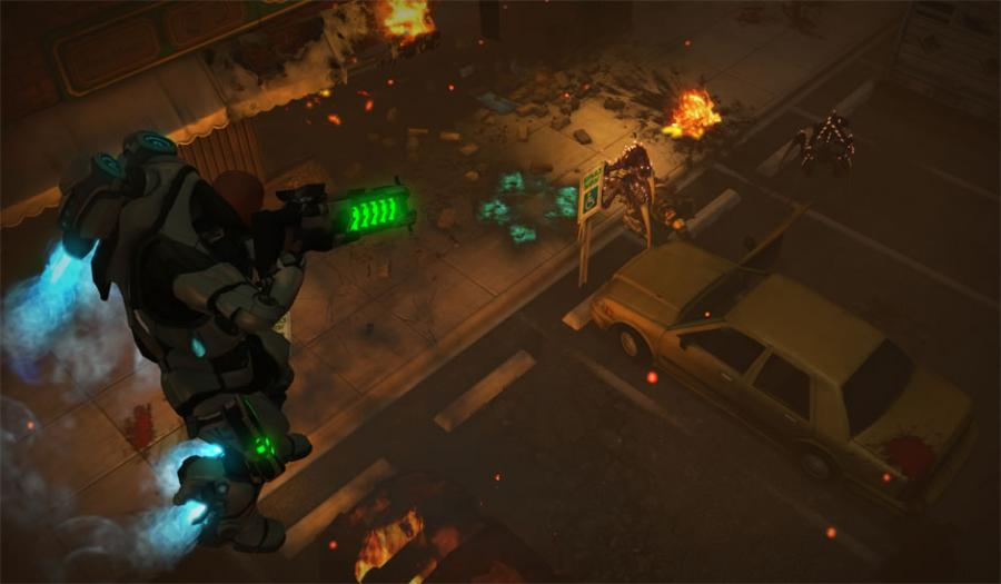 XCOM Enemy Unknown Screenshot 11