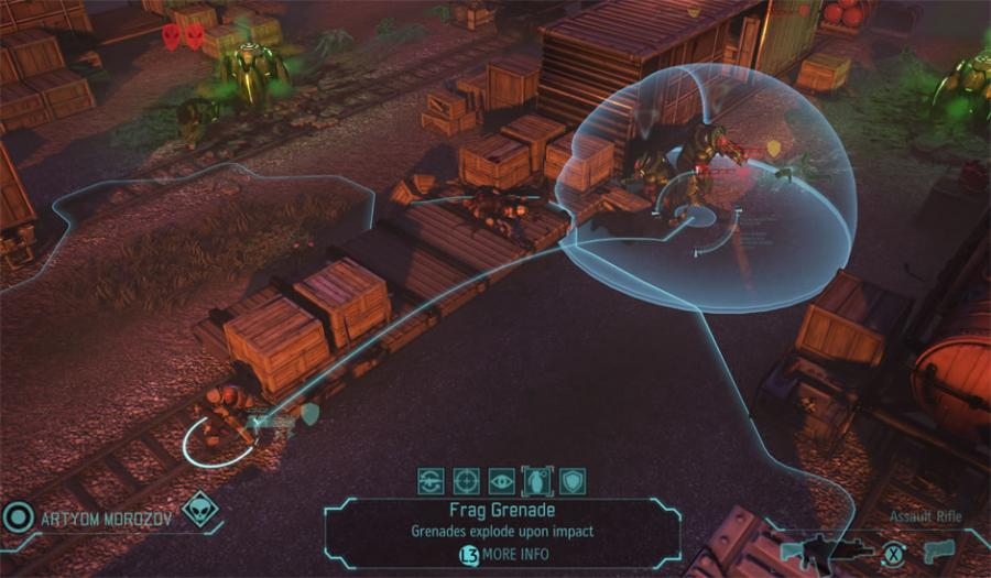 XCOM Enemy Unknown Screenshot 9