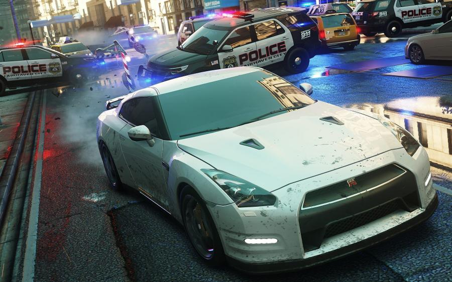 Need for Speed Most Wanted Screenshot 3