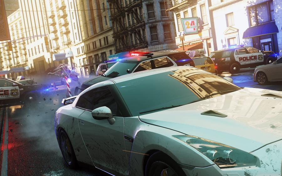 Need for Speed Most Wanted Screenshot 4