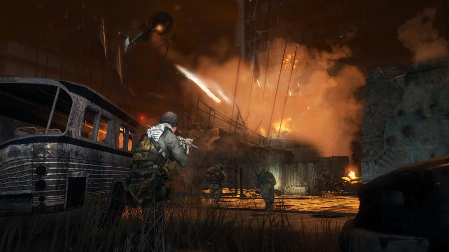 Medal of Honor: Warfighter Screenshot 1