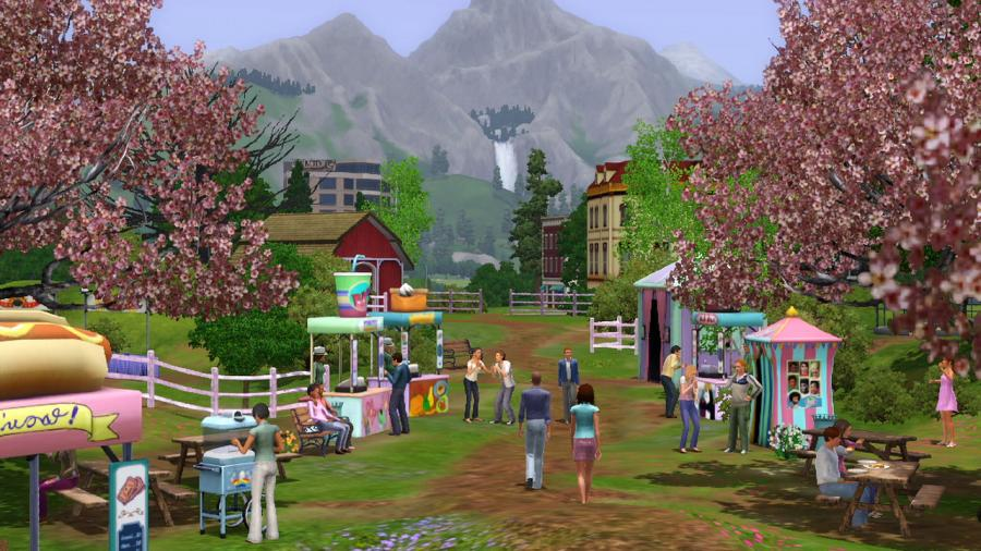 The Sims 3 - Seasons (Addon) Screenshot 2