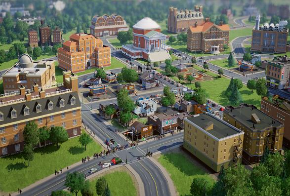 SimCity Screenshot 2