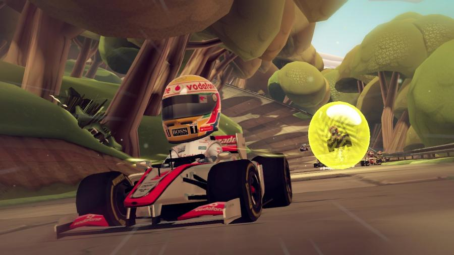 F1 Race Stars Screenshot 7