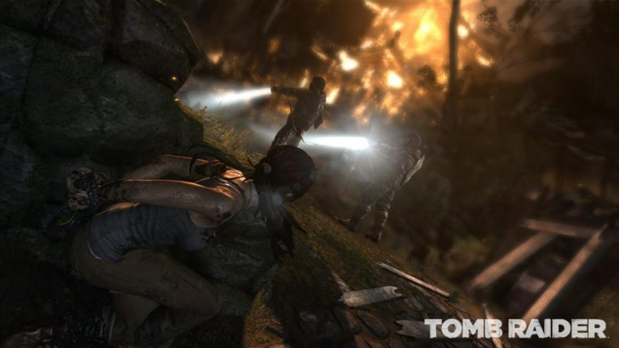 Tomb Raider Screenshot 3