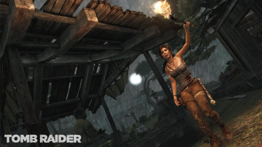 Tomb Raider Screenshot 7