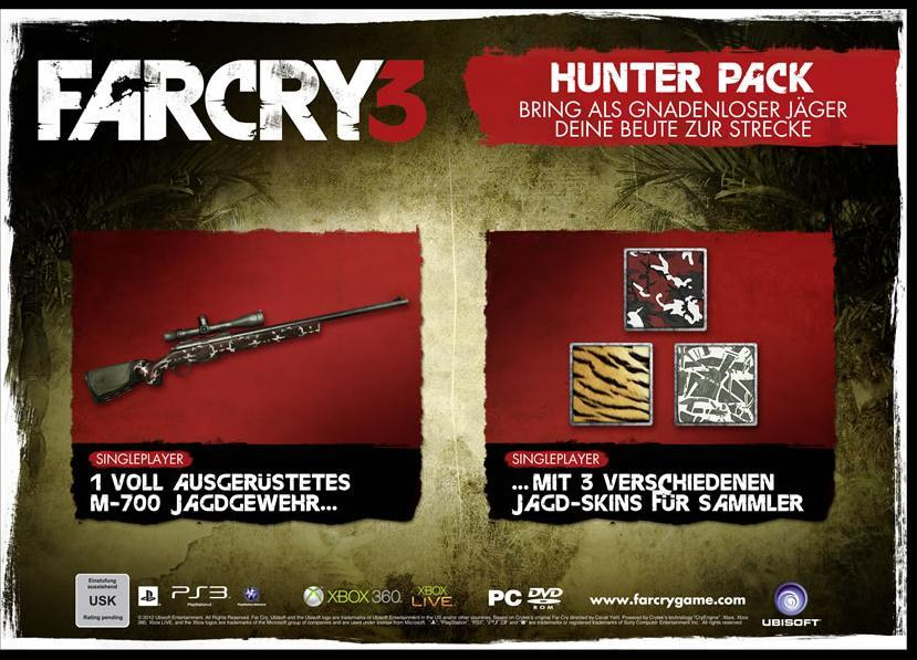 Far Cry 3 Digital Deluxe Edition Screenshot 1