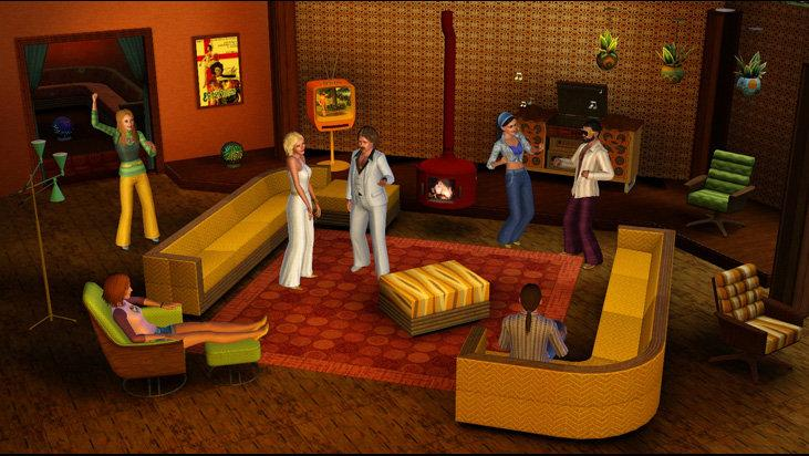 The Sims 3 - 70s, 80s and 90s Stuff (Addon) Screenshot 2