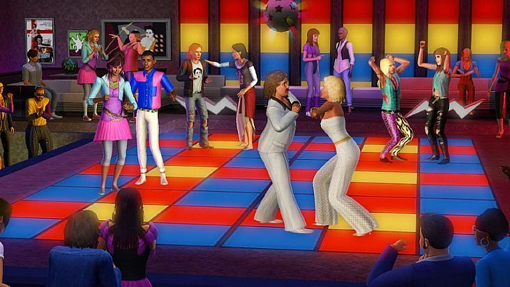 The Sims 3 - 70s, 80s and 90s Stuff (Addon) Screenshot 9