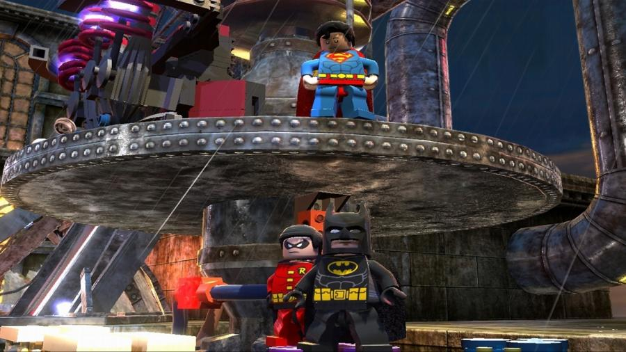 LEGO Batman 2 - DC Super Heroes Screenshot 9