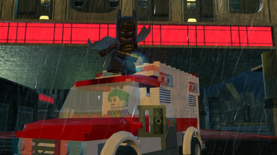 LEGO Batman 2 - DC Super Heroes Screenshot 3